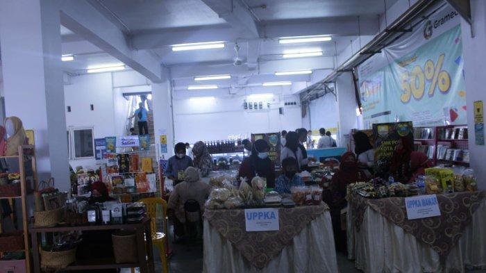 Ayo Saksikan, Bazar dan Kontes Ikan Cupang di Gramedia Jambi