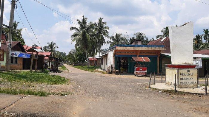 Potret Jalan Lintas Sumatera Tempo Dulu di Dusun Rantau Keloyang, Menjadi Jalan Utama hingga 1980-an