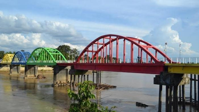 Sejarah Jembatan Beatrix, Berawal Dari Tenggelamnya Kapal Konselor Belanda di Sungai Batang Tembesi