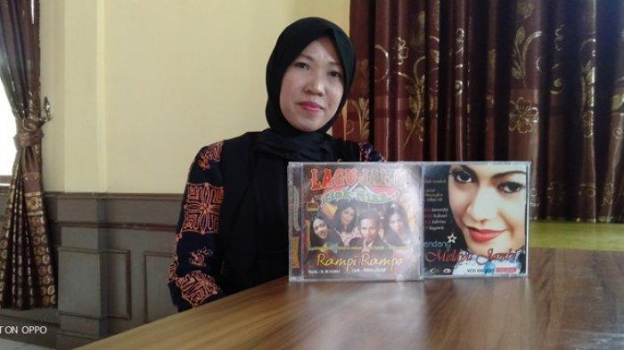 Lagu Ketimun Bungkuk Sempat Populer di Jambi, Ini Sosok Penyanyi Yang Buat Hits Lagu Itu