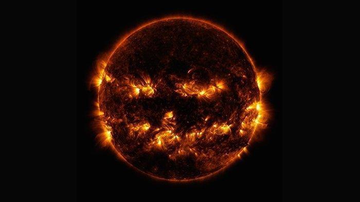 13 FOTO PENAMPAKAN Menyeramkan Ruang Angkasa yang Pernah Diterbitkan NASA, Ada Wajah Mirip Alien