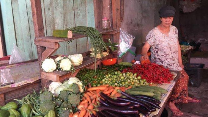 Sejarah Berdirinya Pasar Keluarga, Sempat Beroperasi di Tugu Juang Kemudian Berpindah