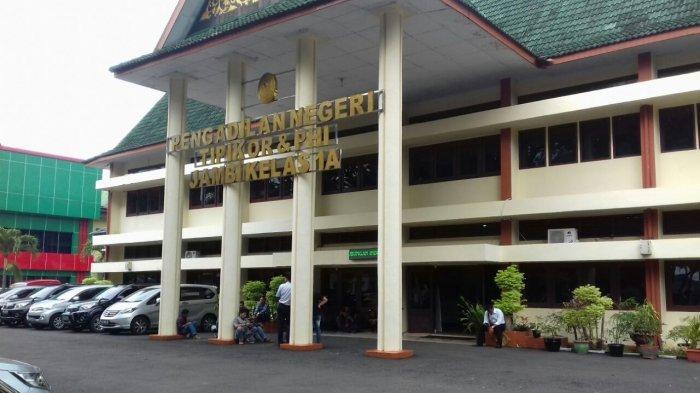 Daftar Pengadilan Negeri di Provinsi Jambi, Alamat dan Penanganan Hukumnya