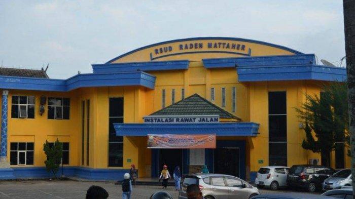 Sejarah Berdirinya Rumah Sakit Raden Mattaher di Provinsi Jambi, pada 1948 Gabung DKT