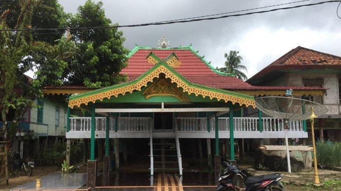Rumah Adat Jenang Moeh Noeh Bercirikan Khas Budaya Melayu-Jawa, Berdiri Megah di Batanghari