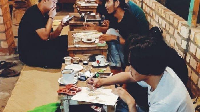 Sketsa Malam Jumat Ngumpul Rutin, Kelompok untuk Jamming Sketch di Jambi, Mau Gabung?