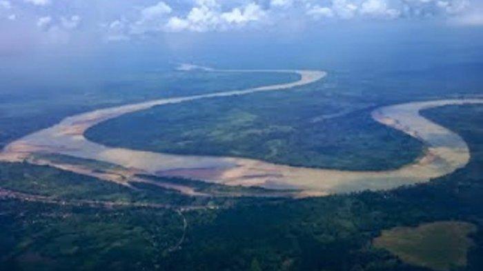 Daftar Sungai di Provinsi Jambi Yang Harus Tribunners Tahu, Ada yang Terpanjang di Sumatera