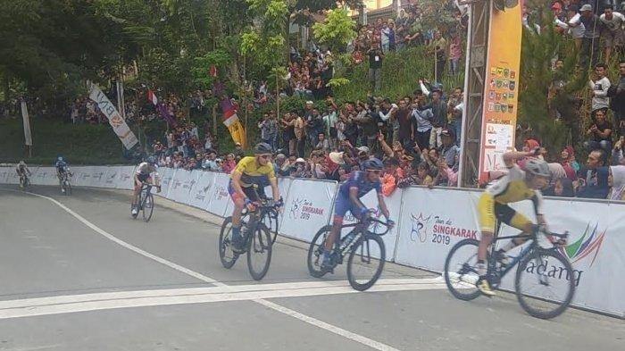Tour de Singkarak 2019 Lewati Kerinci