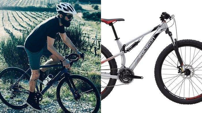 Lagi Tren Bersepeda di Kota Jambi, Sepeda Lipat dan Sepeda Gunung MTB Paling Diminati