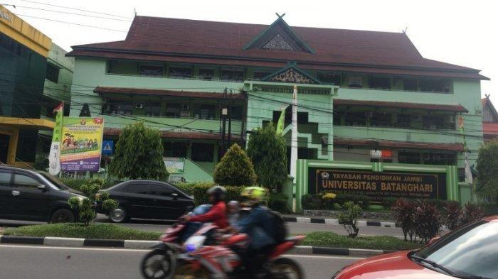Daftar Kampus Swasta di Jambi, Sejarah Universitas Batanghari (Unbari) Berdiri 1 November 1985