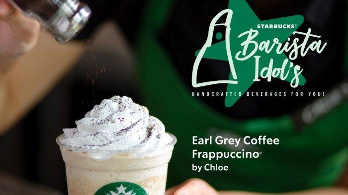 Starbucks luncurkan empat varian kreasi dari para partner Starbucks dalam rangka memperingati Hari Kopi Internasional melalui Barista Idol's.
