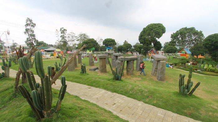 Celosia Happy and Fun Jalan Gedongsongo Desa Candi Kecamatan Bandungan Kabupaten Semarang menjadi pilihan lokasi wisata keluarga menarik dan edukatif.