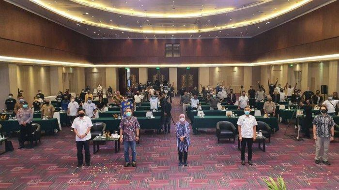 Pelaku usaha wisata selam di Bali diharapkan segera menerapkan protokol kesehatan berbasis CHSE untuk meningkatkan minat dan kepercayaan wisatawan.