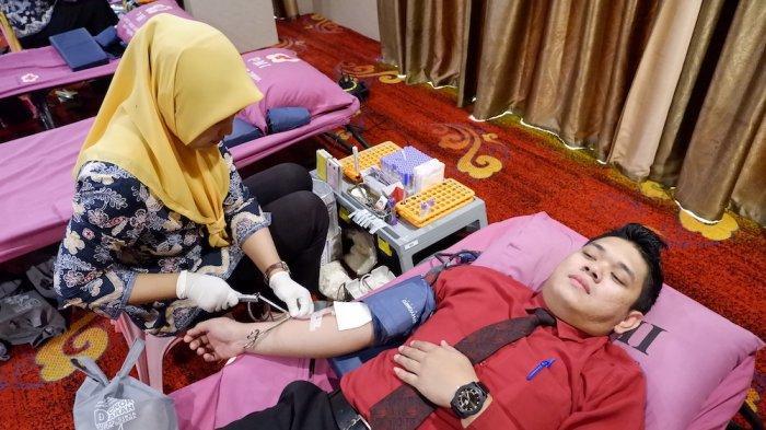 Donor Darah Di Aston Inn Pandanaran Semarang Bertema 'Share Your Love, Care Each Other'