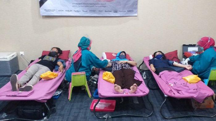 Perjalanan Menuju Ulang Tahun ke 3, Aston Inn Pandanaran Semarang Mengadakan Kegiatan Donor Darah