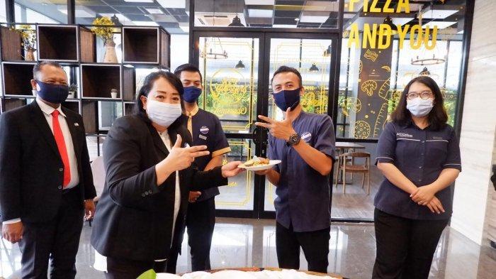Aston Inn Pandanaran Semarang Rayakan Hari Jadi Ketiga