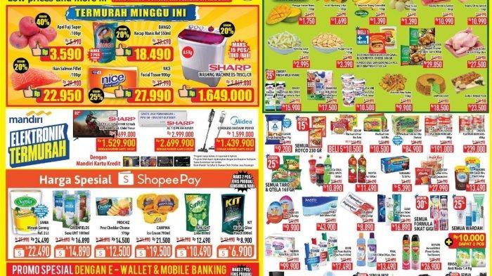 Promo Hypermart Jsm Katalog Weekend Periode 2 5 Oktober 2020 Tambahan Promo Pengguna Shopeepay Tribunjateng Travel