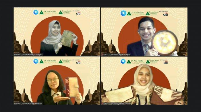 Pelajar SMAN 2 Denpasar dan SMAN 3 Semarang meraih prestasi gemilang dalam kompetisi bisnis pelajar tingkat Asia Pasifik, 2020 Junior Achievement (JA) Asia Pacific Company of the Year Competition