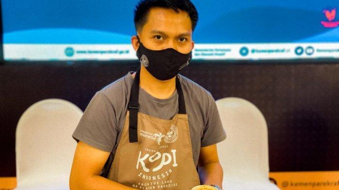 Kemenparekraf/Baparekraf menggali potensi kopi lokal di destinasi wisata Mataram, Nusa Tenggara Barat sebagai upaya memperkuat pengembangan pariwisata