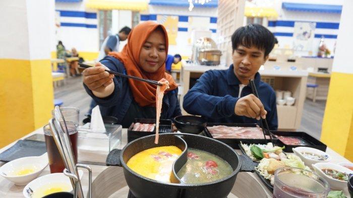 Kitamura Shabu-Shabu Semarang Buka di Kota Lama, Tawarkan Menu Makan Sepuasnya Mulai Rp 99 Ribu