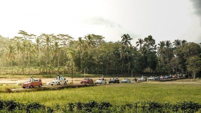 8 Pilihan Transportasi Lokal di Magelang, Yuk Coba Naik Mobil Klasik Keliling Pedesaan