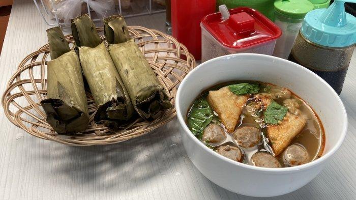 Setelah sukses memiliki usaha kuliner di Bali, Nasi Kulit Cumi-Cumi Ohio membuka cabang di Kota Semarang sekaligus meresmikan Bakso Kuah Taichan Ohio pertamanya.