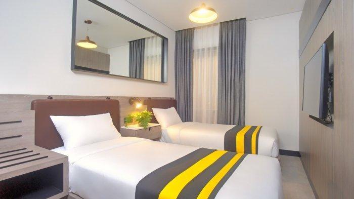Bulan November ini, Rooms Inc Semarang menghadirkankonsep menginap yang sangat menarik bertema 'Staycation sambil piknik kelandmark Kota Semarang'.