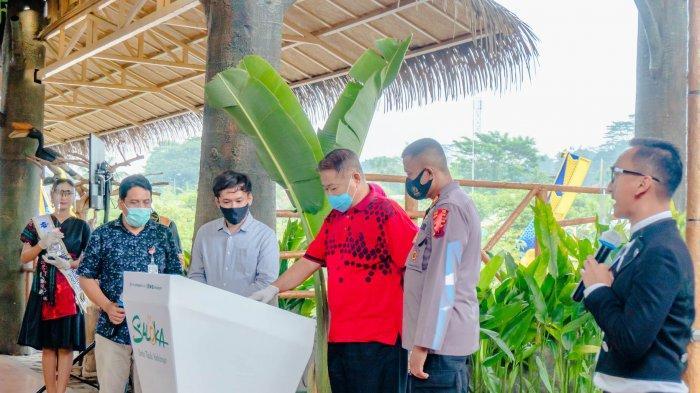 Puncak pengundian hadiah yang bertajuk Salokafest 3.0 'Wisata ke Saloka Dapat Mobil' telah sukses dilaksanakan pada Kamis (31/12/2020).