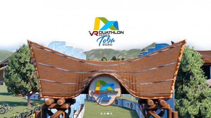 Kemenparekraf/Baparekraf dukung Virtual Duathlon Series Toba 2020 dengan tema Danau Toba, Sumatera Utara pada 25-27 September 2020.