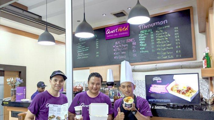 Quest Hotel Simpang Lima Menghadirkan Warung Gayeng di Perkantoran Pemerintah Provinsi Jawa Tengah