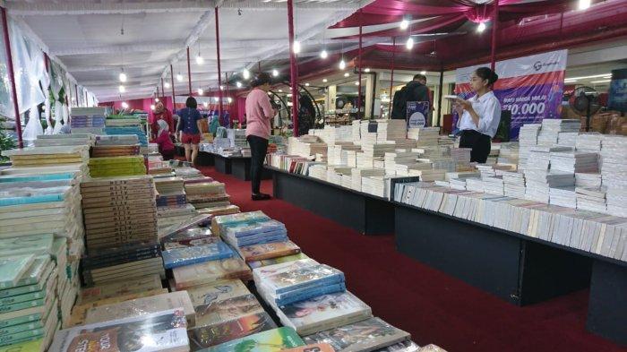 Harga menarik, Gramedia Pandanaran Adakan Bazar Buku Satu Bulan