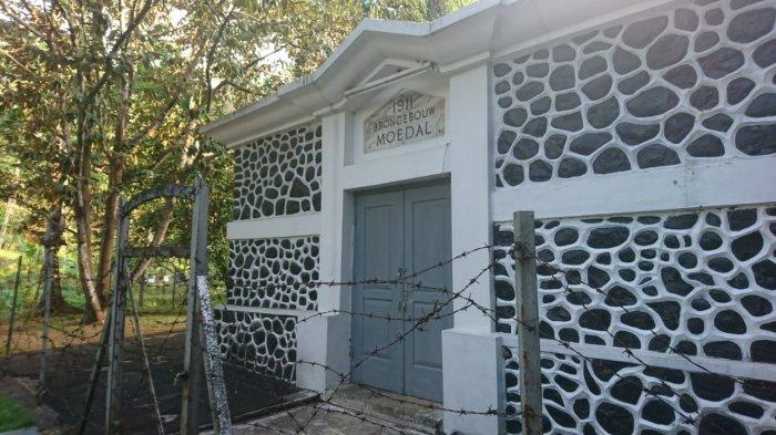 Berikut Lokasi Brongebouw Moedal, Bangunan Bersejarah Peninggalan Belanda