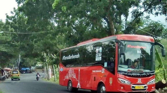 Inilah Trayek Trans Semarang Koridor Empat, dari Terminal Cangkiran menuju Stasiun Tawang