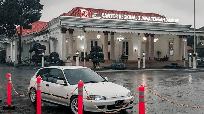 Jejak Istana Gergaji yang Sekarang Dijadikan Kantor OJK Regional 3 Jateng dan DIY