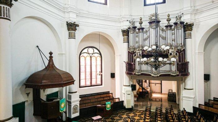 5 Hal Unik tentang Bangunan Gereja Blenduk Menurut Wisatawan di Kota Lama Semarang
