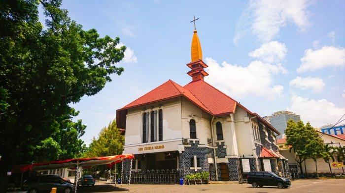 Gereja Katedral Santa Perawan Maria Ratu Rosario Suci Randusari Semarang