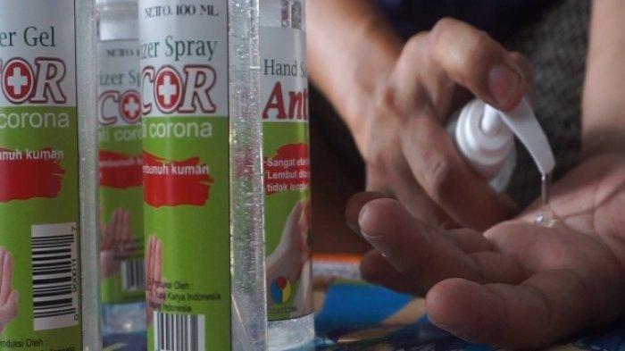 Banyak Dicari, Berikut Cara Membuat Hand Sanitizer Versi Rumahan Standar WHO