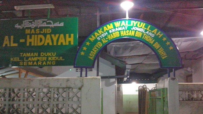 Haul Habib Hasan bin Thoha dan Habib Thoha bin Muhammad, Semarang Kembali Berselawat