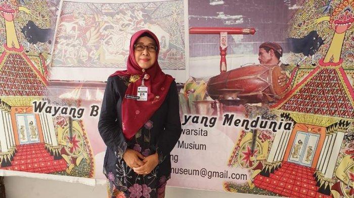 Mengenal Asih Widhiastuti Kepala Museum Ranggawarsita Jawa Tengah