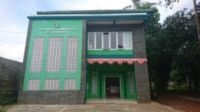 Gedung Balai Manasik Haji Gunungpati