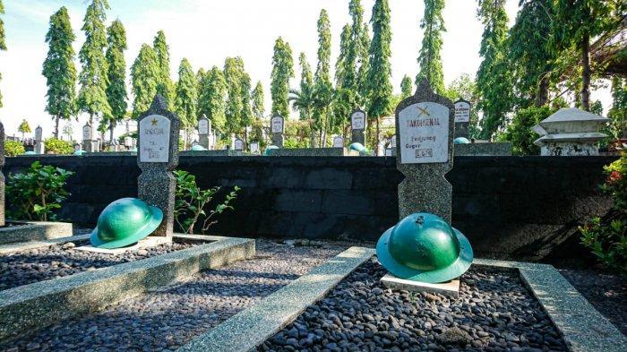 Tak Sembarangan, Berikut Kriteria Orang yang Bisa Dimakamkan di Taman Makam Pahlawan