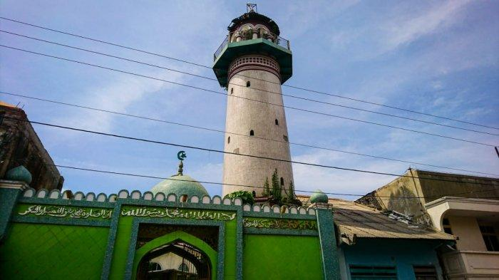 Tak Hanya sebagai Tempat Pengeras Suara,  Dulu Menara Masjid Layur Pernah Dijadikan Pengintai Kapal