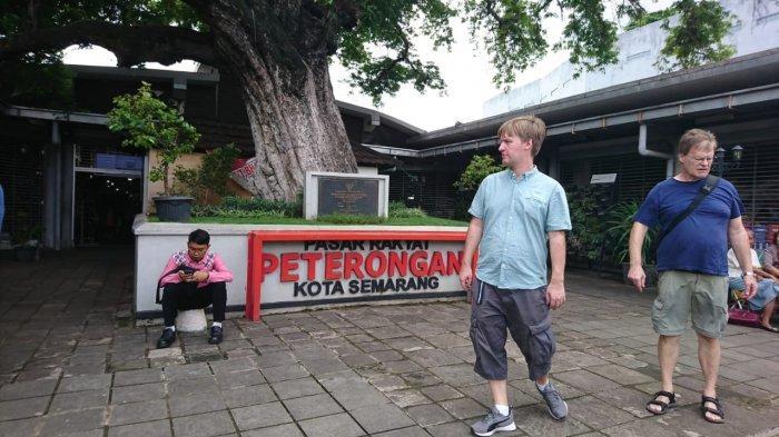 Pohon Asam Mbah Gosang, Saksi Sejarah Pasar Rakyat Peterongan