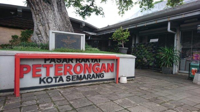 Pasar Rakyat Peterongan Semarang