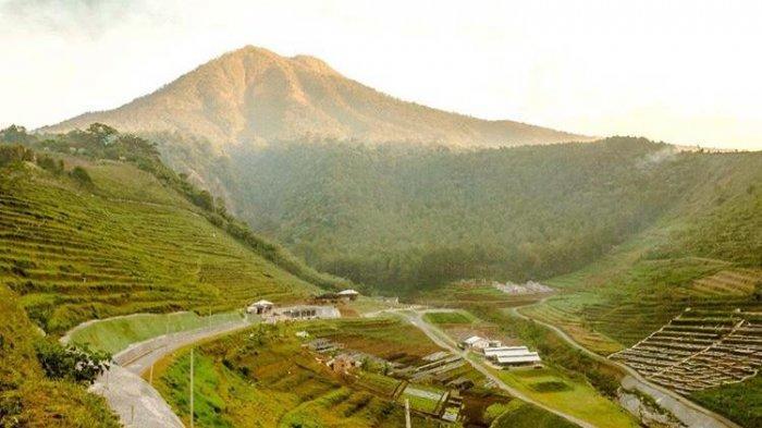 Lembah Indah Malang Edu Resort Glaming Suguhkan Pemandangan Alam Dan Sejuknya Lereng Gunung Kawi Tribunjatim Travel