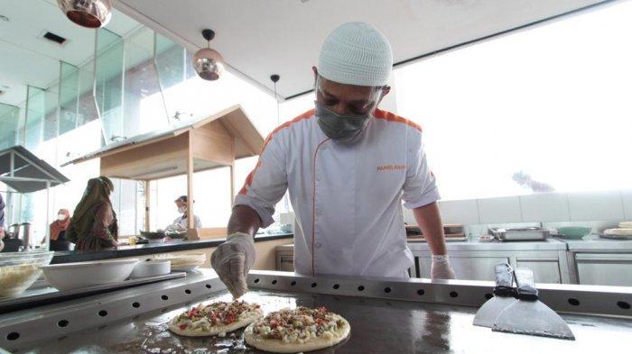 Manakish, pizza Timur Tengah