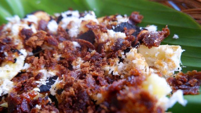 Pecel Gedhang kuliner khas Banyuwangi