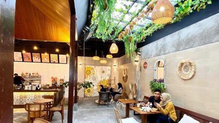 Manis ae, Kafe konsep unik di Sidoarjo