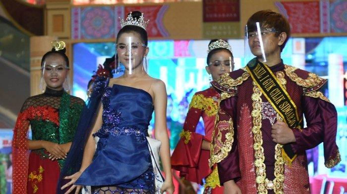 Final Pemilihan Putera Puteri Pariwisata Jatim 2021 yang diselenggarakan oleh Cute & Cool Management di Grand City Mall Surabaya