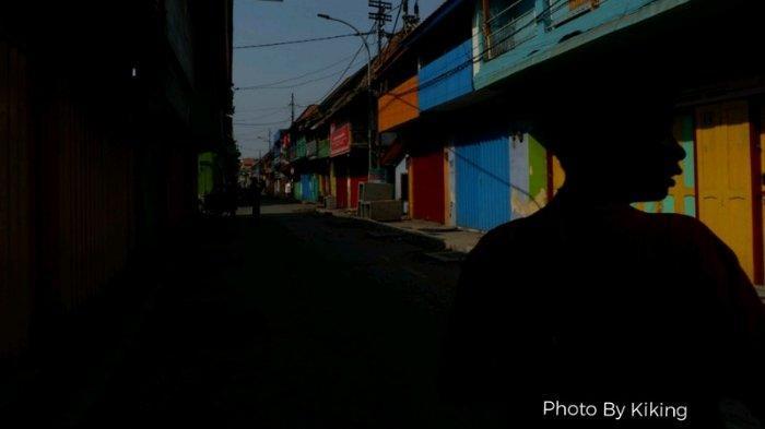 Foto karya Kikin dari Disabilitas Berkarya